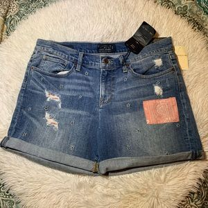 Lucky brand shorts 31 NWT